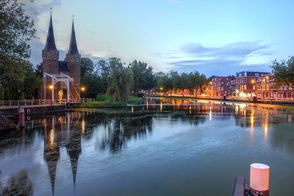 Botanische Tuin Delft : Botanische tuin tu delft in delft